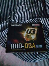 GIGABYTE H310M H Socket 1151 Intel i3 i5 i7 DDR4 Motherboard