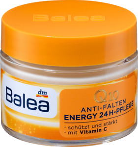 Balea Day Care Q10 Anti-Wrinkle ENERGY Skin with Vtm C 50 ml