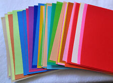 180 Sheets ORIGAMI Square PAPER SINGLE SIDED 24 Colours150 x150mm Made in Japan