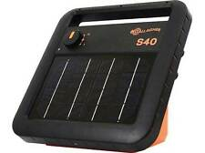 NEW MODEL GALLAGHER  S40 SOLAR Powered Electric Fence Energiser 5km Multi Wire