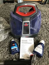 Bissell carpet and Upholstery spot clean proheat