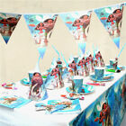 12 Styles Summer Party Decors Set Moana Theme Birthday Decor Supplies US STOCK