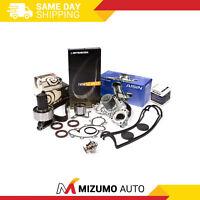 Timing Belt Thermostat Water Pump Kit Fit 89-92 Toyota Pickup 4Runner V6 3VZE