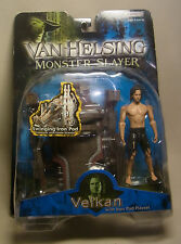 Jakks Pacific TOYS Merchandise Van Helsing Velkan IRON POD Playset 2004 OVP