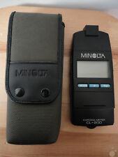 Konica Minolta Cl-200 Cl200 Chroma Meter Ex condition pre-owned No Receptor Head