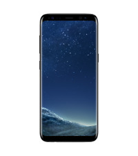 Samsung Galaxy S8+ 64GB Midnight Black Unlocked G955W with 3 months warranty