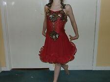 Junior Latin Dress