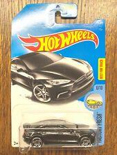Hot Wheels 2017 Tesla Model S black