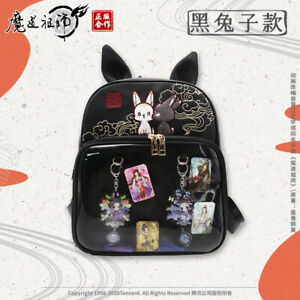 New Grandmaster of Demonic Cultivation Transparent Backpack Ita Bags Wei Wuxian