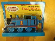 New Thomas The Tank Engine Realistic Sounding Train Whistle w/ Four Chime Sound