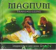 MAGNUM TRANSMISSIONS ENHANCED CD AND BOOK SET - NEW SEALED