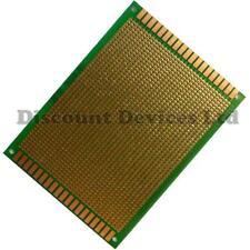 5x  90x150mm  Single Side Copper Prototype PCB Matrix Board Epoxy Glass Fibre