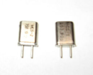 Regency - Radio Shack - and similar 10.7 I.F. Scanner Crystals