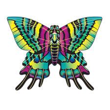 "(10) Kites Flutter 22"" Single Line Butterfly Nylon X Party Pack Kites  XL 80521X"