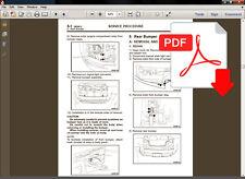 New listing Subaru Impreza 1993 1994 1995 1996 1997 1998 1999 2000 Service Repair Fsm Manual