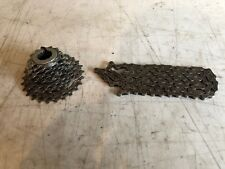 Campagnolo 10 Speed 12-25T Cassette And ConneX Chain