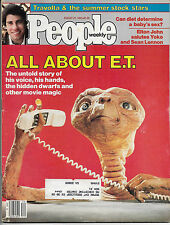People Weekly 8/23/82 ET Cover
