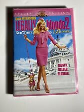 Legally Blonde 2: Red, White and Blonde (Dvd, 2003) - Brand New Sealed