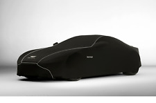 Black Covercraft Custom Fit Car Cover for Select Aston Martin DB-7 DBS Models Fleeced Satin FS1604F5