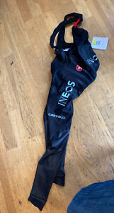 CASTELLI LW BIB TIGHT Team Ineos Brand New Size  Small Pinarello