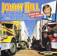"JONNY HILL ""Wieder mal auf Tournee"" 16 Tracks CD Neu & OVP Laserlight 1991"