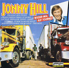 """Jonny Hill """" Encore une fois fois sur tour """" 16 TITRES CD"""