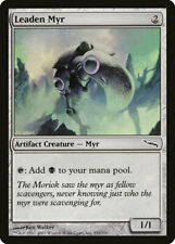 Magic MTG Tradingcard Mirrodin 2003 Leaden Myr 191/306