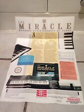 The Miracle Piano Notice ( Nintendo Nes )