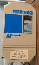 Magnetek Gpd503 Ds316 Spec 45p51 Yaskawa Ac Drive Used 30 Day Warranty