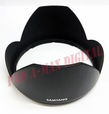 Samyang Original Lens Hood for 35mm F1.4 / T1.5 VDSLR II Cine Wide Angle Lens