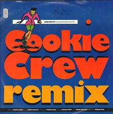 THE COOKIE CREW - Born This Way (Remix) - 1989 FFRR UK - FFRXR 19