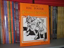 Prince Valiant, Volume 5 (1945-1947) - Hal Foster - BD 1981 Aventure/Historique