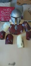 The mandalorian style eva foam armour pack one costume cosplay star wars