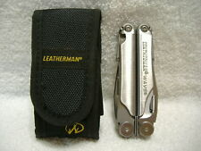 New listing Leatherman Wave Multi Tool With Nylon Case