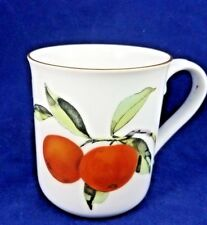 Royal Worcester EVESHAM GOLD  MUG (10/ ear handle) 3 3/4""