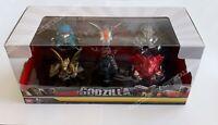 Godzilla Chibi Figure Diorama Figure 6-Pack - Bandai 2018 - In Stock