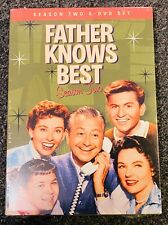NEW Father Knows Best - Season Two 2 (DVD, 5-Disc Box Set) Classic TV Show NEW