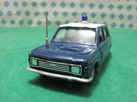 "Mercury  n°10  -  FIAT 128  berlina 2 porte "" Carabinieri ""  -  1/43   Mint box"