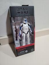 Hasbro Star Wars Black Series Phase 1 Clone Trooper Lieutenant Action Figure