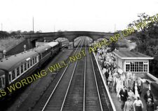 Alne Railway Station Photo. Tollerton - Raskelf and Easingwold Branch. (5)