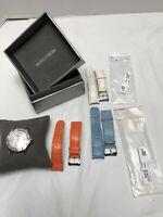 Raymond Weil Women's 5590-S3S-97650 Tango Diamond Leather Watch