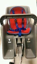 Bell Sports Classic Bicycle Bike Child Carrier 1002473,Improved 5 Point Harness!