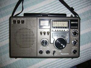 Panasonic RF-2200 Transistor Radio Working MW/FM SW
