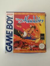 Aladdin Jeu Nintendo Game Boy