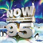 NOW That's What I Call Music! 95 Various Audio CD BRAND NEW AND SEALED
