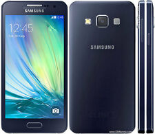 Samsung Galaxy A3 SM-A300 16GB - Midnight Black - Unlocked - 12 Months Warranty