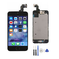 For iPhone 5S Replacement Touch Screen LCD Display Digitizer Full Assembly Lot