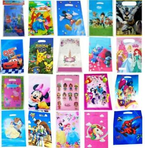 Loot Sweet Bags Gift Pack Favour Supplies Birthday Party Supplies LOL Paw Patrol