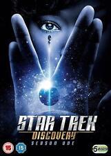 Star Trek Discovery Season One 1 First DVD Region 4