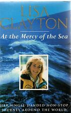 At the Mercy of the Sea by Lisa Clayton (Paperback, 1997)